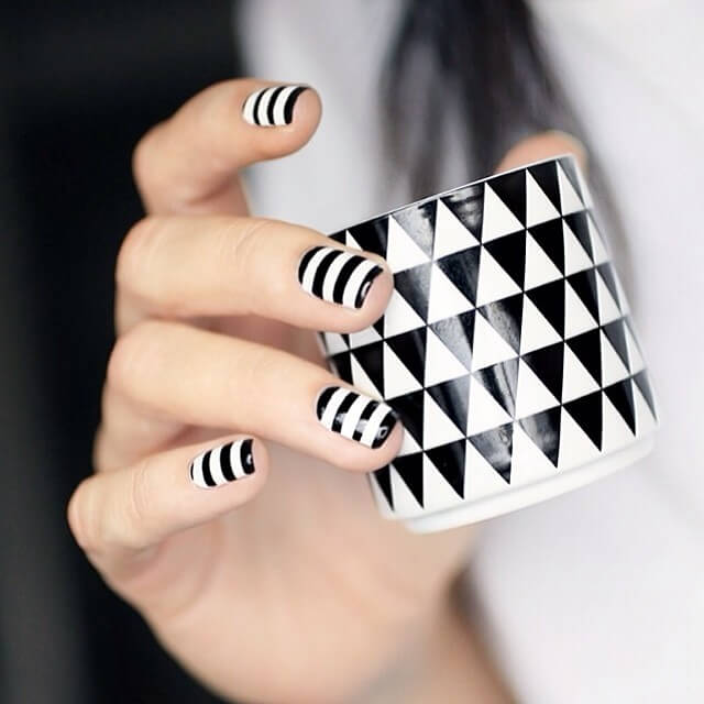 Simple And Easy Nail Designs You Can Do At Home - Sensod