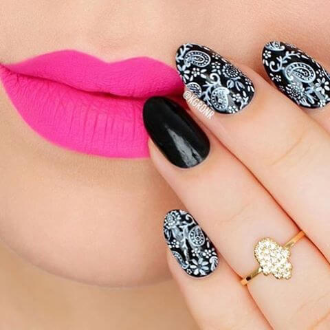 Simple And Easy Nail Designs You Can Do At Home