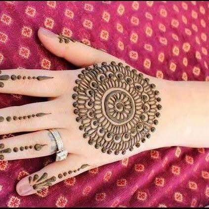 Beautiful and Simple Finger Mehndi Designs - Henna Finger Ideas