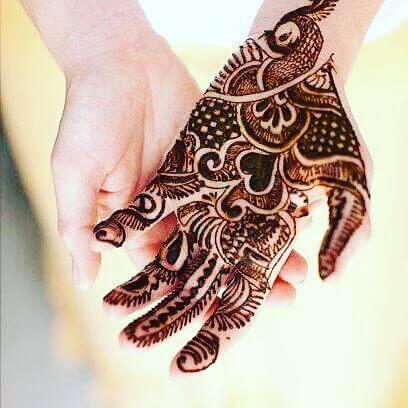 front hand mehndi designs 2017
