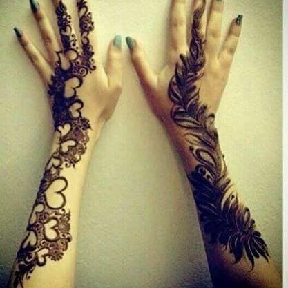 henna's design on 2018