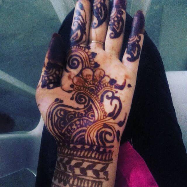 beautiful mehandi designs