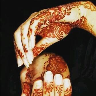 Full mehndi design for both hands