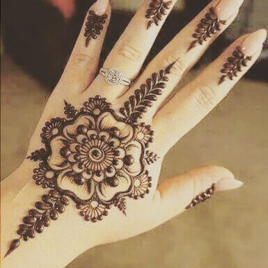 61 Easy Simple And Traditional Henna Arabic Mehndi Designs