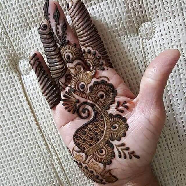 mehandi designs perfect