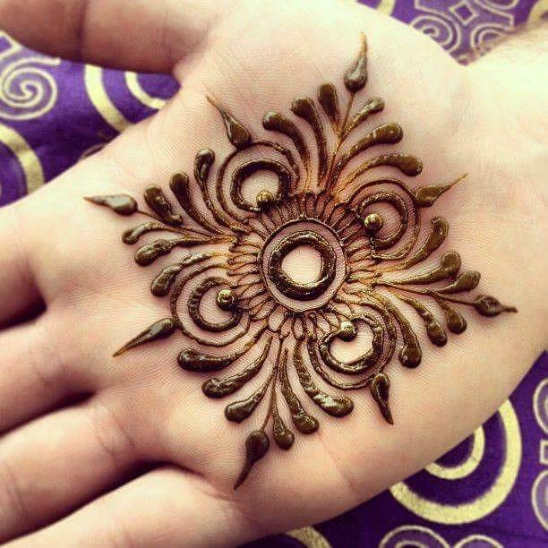 mehandi tattos for girls