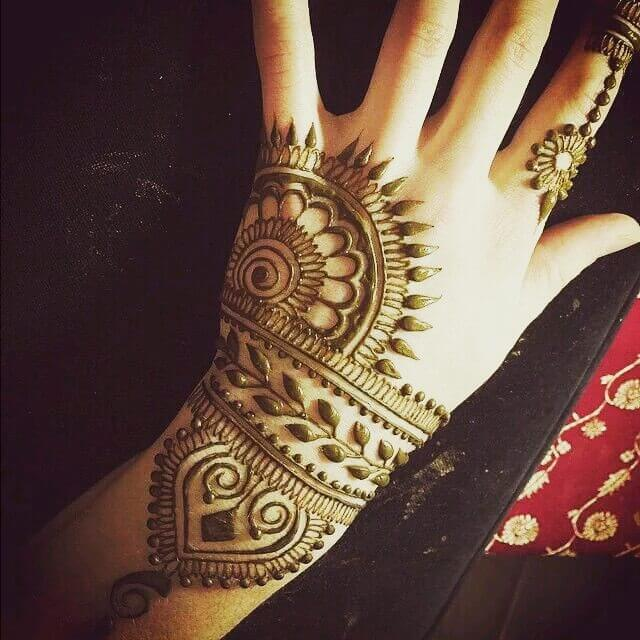 Stunning Mehndi Designs For Hands In 2018