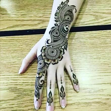 Stunning Mehndi Designs For Full Hands In 2018