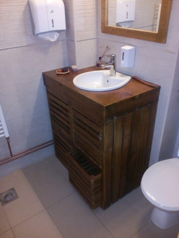 bathroom vanity idea