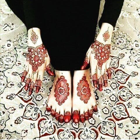 henna designs for kids 2018