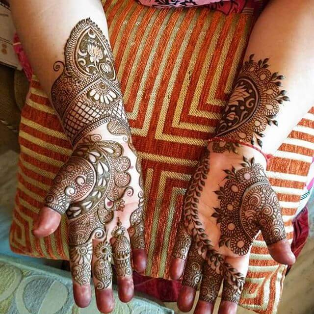 55+ New Mehndi Design Images For Kids , Sensod