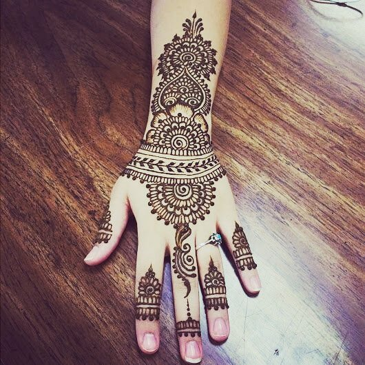 55 New Mehndi Design Images For Kids In 2018 Sensod