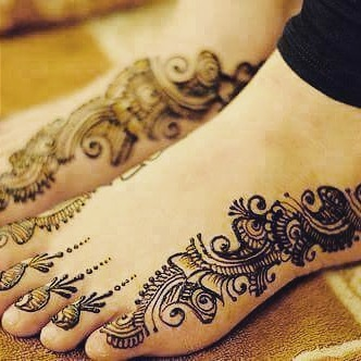 Both simple henna designs for kids 2018