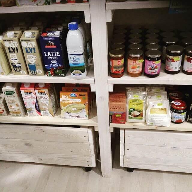 giant pallet shelves option