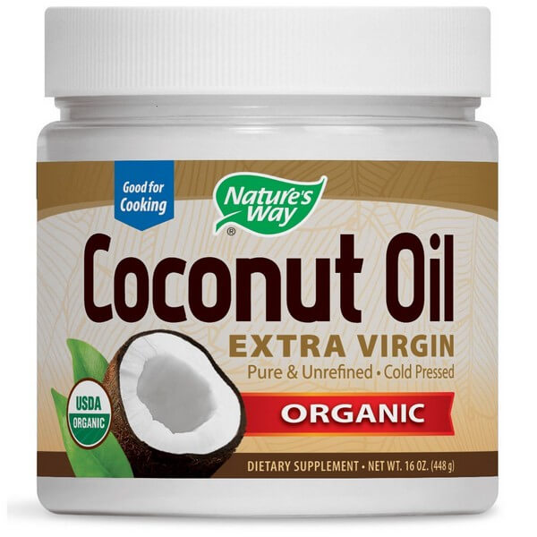 Coconut oil for dandruff treatment