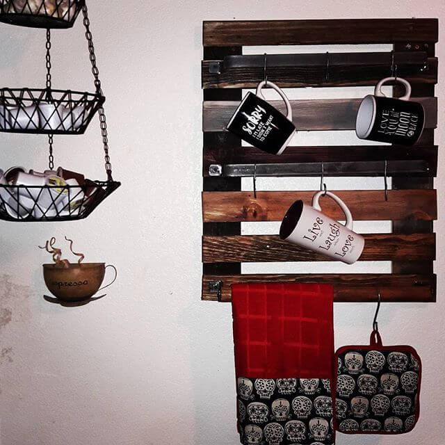 Exclusive and the simplest pallet furniture ideas for the kitchen