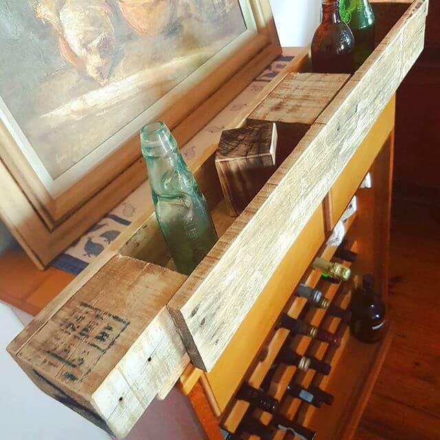 Shelf wine Rack