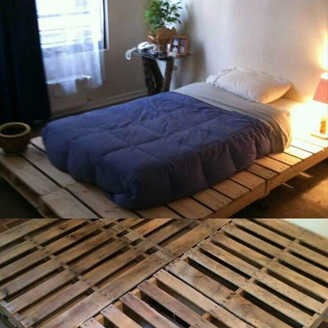 pallet wooden plans