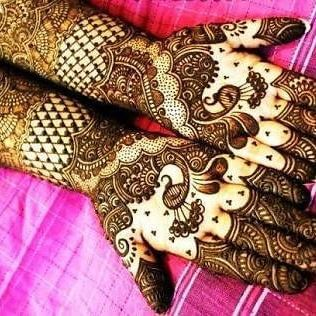 beautiful mehandi design