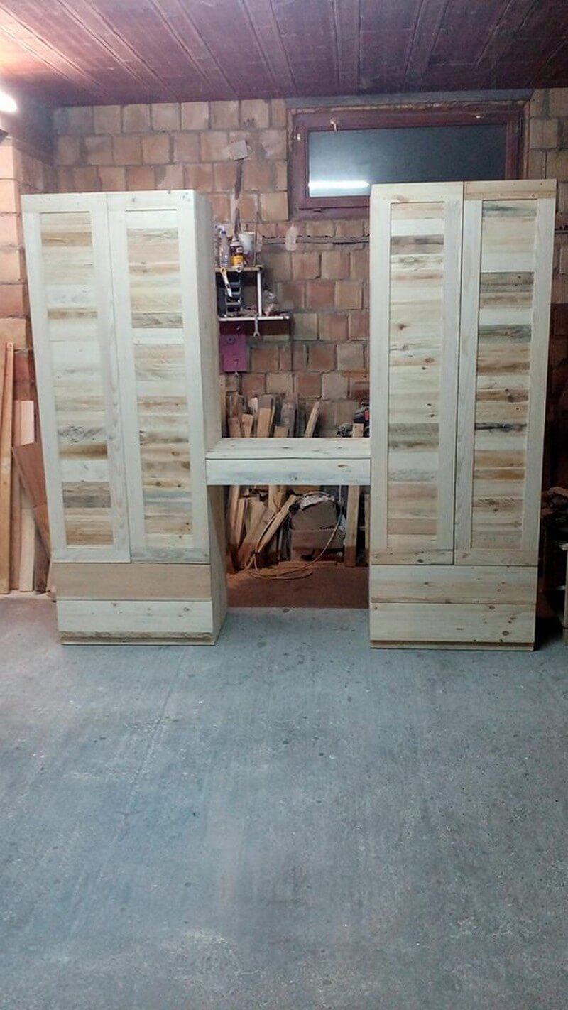pallet giant storage choice