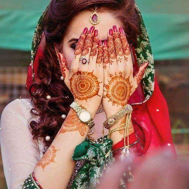 bridal mehndi art new year trends