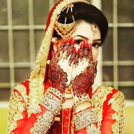 special bridal mehndi design collection