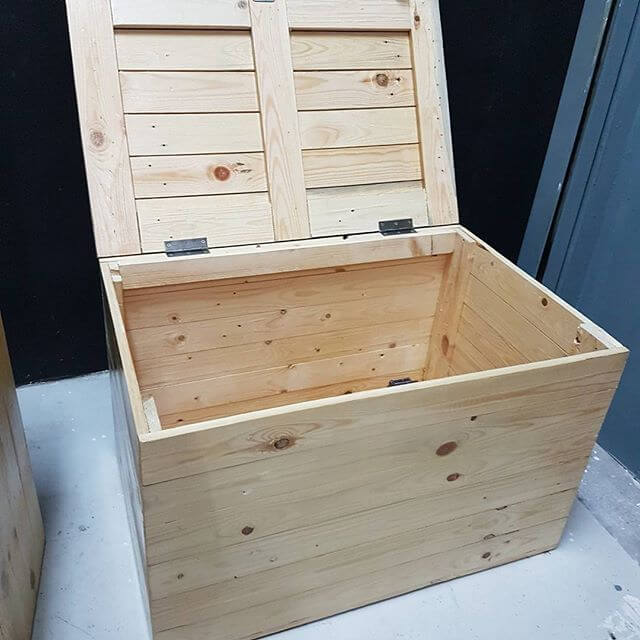 easy to make pallet project