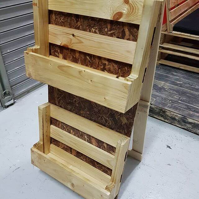 beautiful pallet wooden