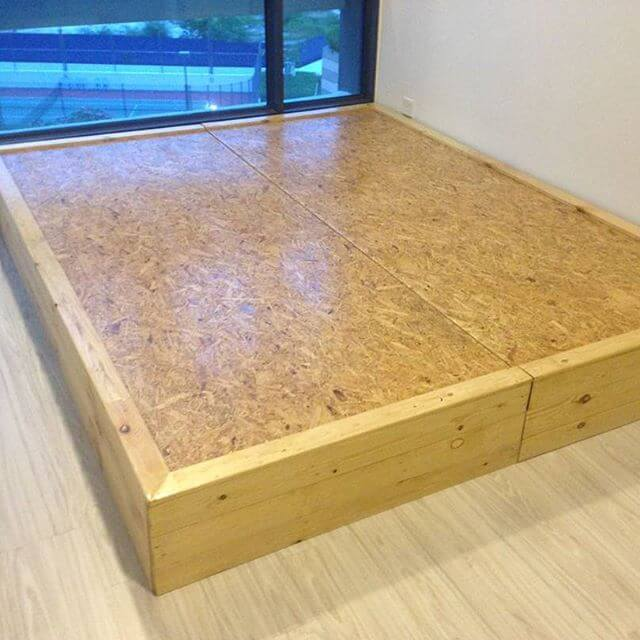 simple pallet projects