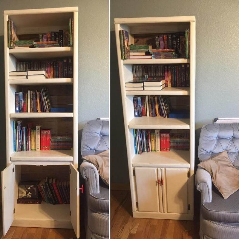 Pallet Bookshelf Plans on Sensod