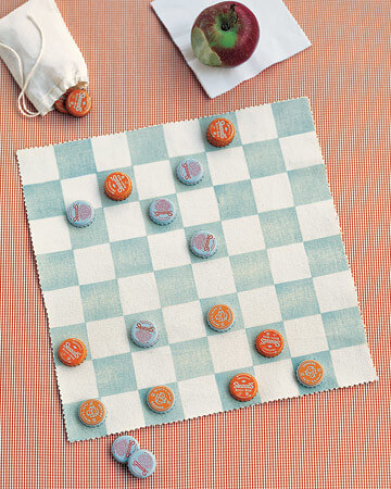 Checkers For Games