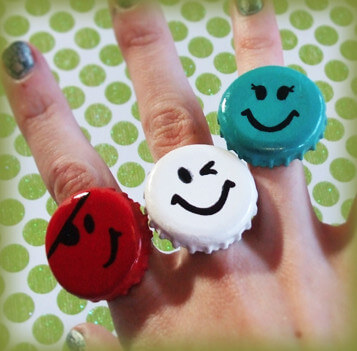 Cool Quirky Rings