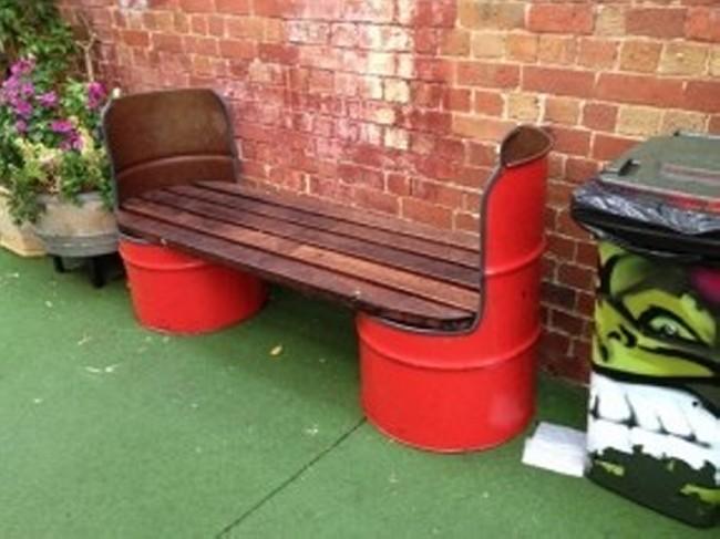 Playground seats: