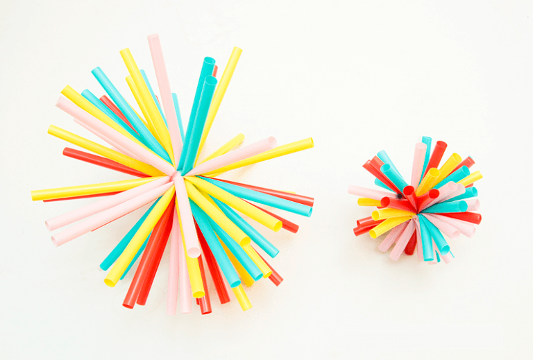 20 Cool Ideas For How to Recycle Plastic Straw