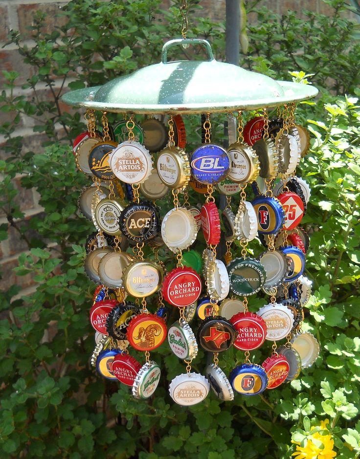 Waste Bottle Caps Ideas To Make Crafts Sensod