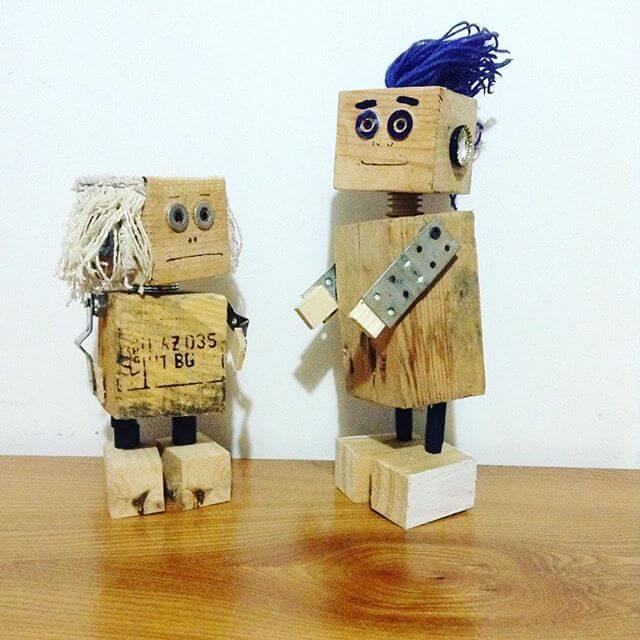 Innovative Pallet robots