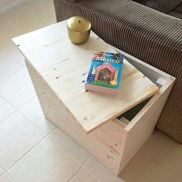 compact pallet box