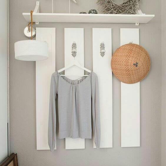 pallet decoration idea