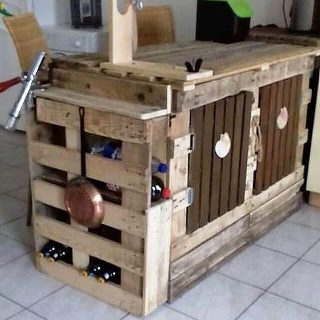 beautiful pallet storage choice
