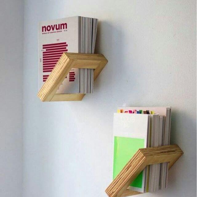 pallet book racking