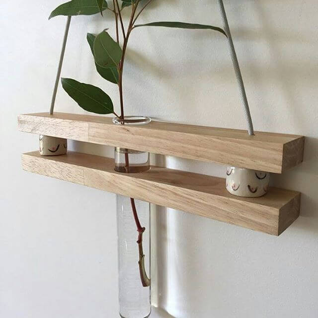 pallet wall hanging