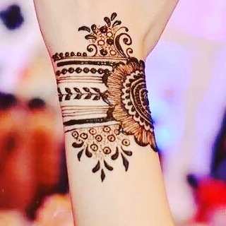 Kalai Mehndi Designs in 2018
