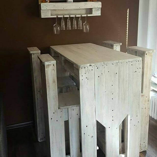 ecnomical pallet table