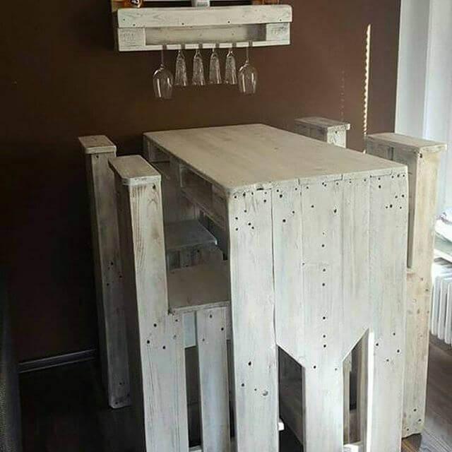 ecnomical pallet table