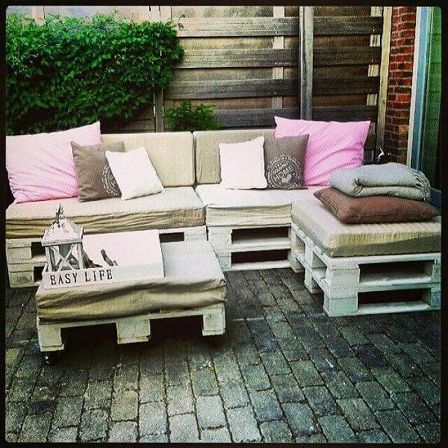 beautiful rustic pallet outdoor ideas