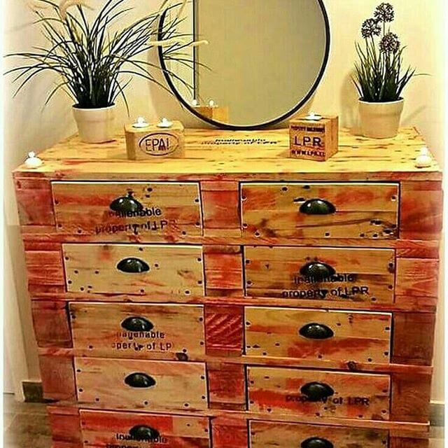 beautiful pallet project ideas