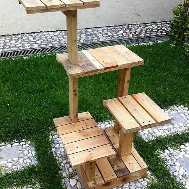beautiful pallet project for beginners