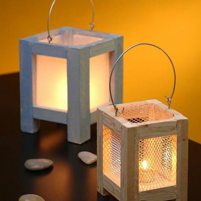 pallet light idea