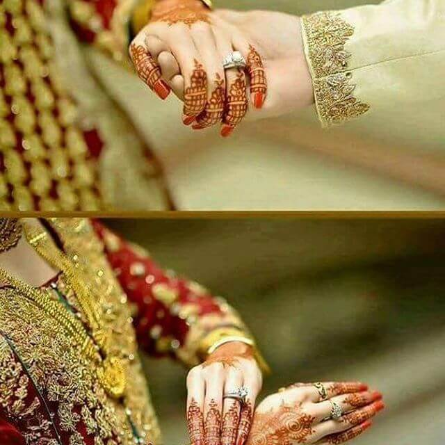 Lovely heena designs for hands 2018