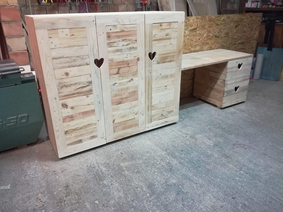 giant pallet storage cabinet
